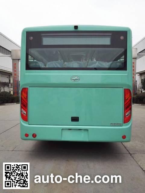 大马牌HKL6100GBEV纯电动城市客车