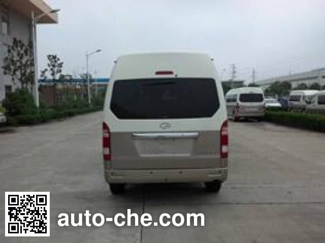 Dama HKL6600BEV9 electric bus