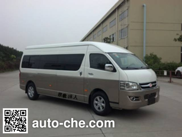 大马牌HKL6600BEVB1纯电动客车