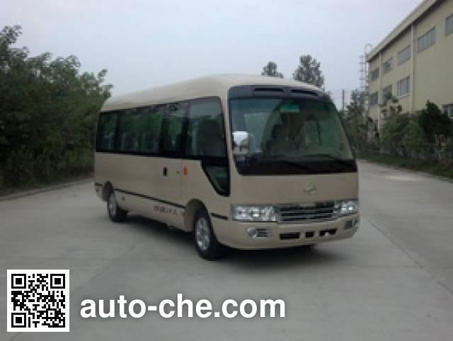大马牌HKL6602BEV纯电动客车