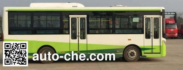 大马牌HKL6800GBEV纯电动城市客车
