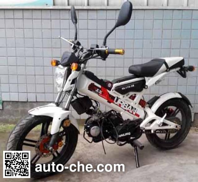 Hailing HL110-3B motorcycle