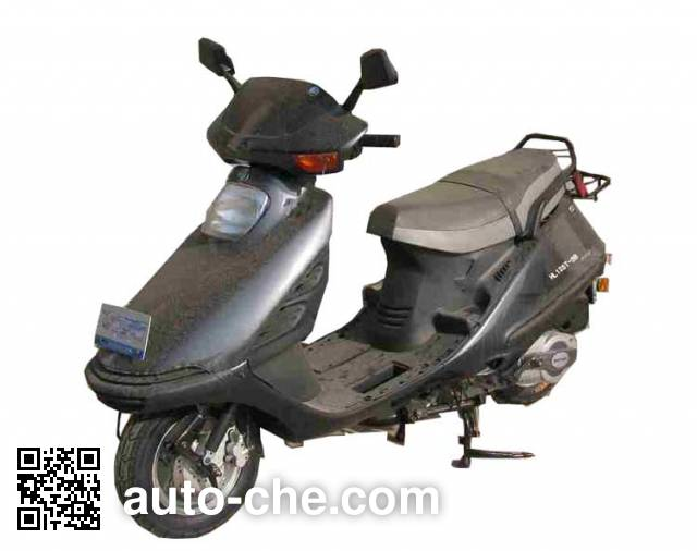 Hailing HL125T-3B scooter