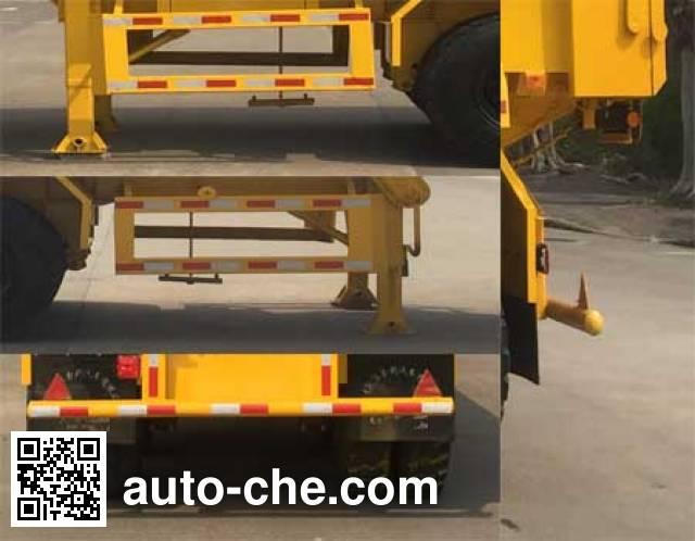 Huilian HLC9340ZZX dump trailer