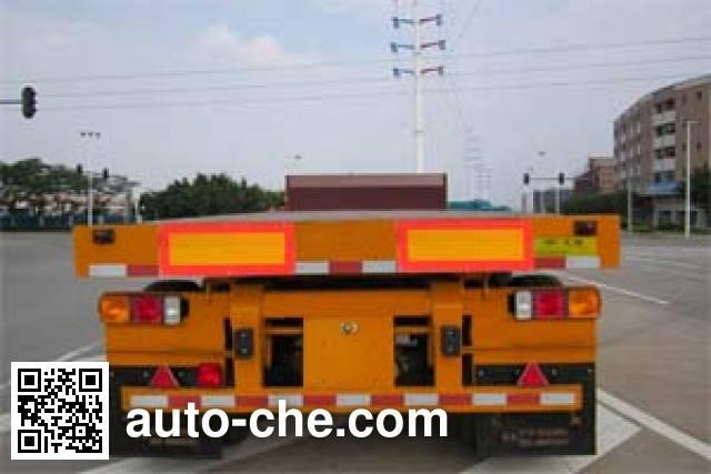 Huilian HLC9340ZZXP flatbed dump trailer