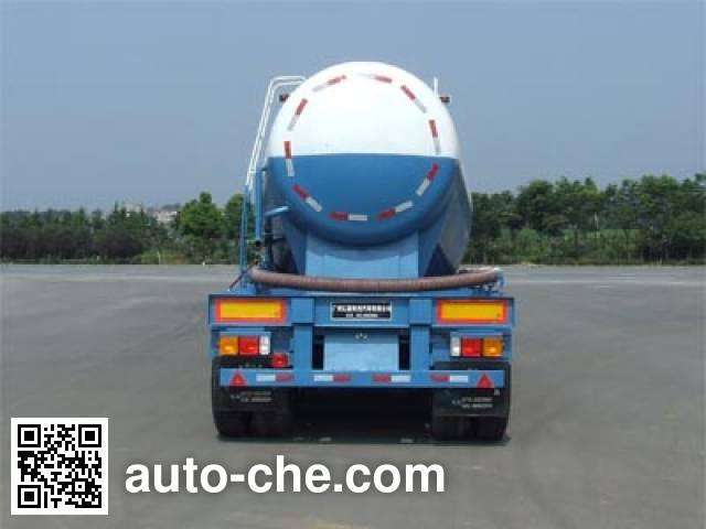 汇联牌HLC9340GSN散装水泥运输半挂车