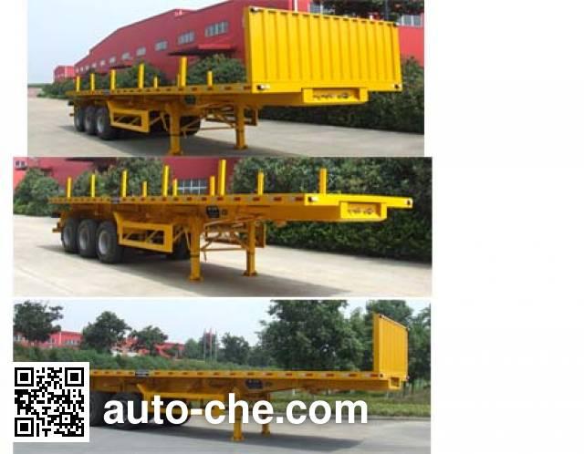 Huilian HLC9402ZZXP flatbed dump trailer