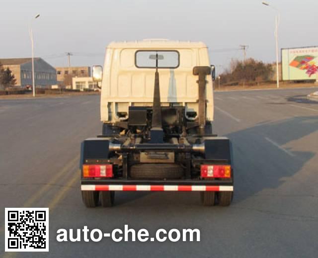 丹凌牌HLL5040ZXXJ车厢可卸式垃圾车