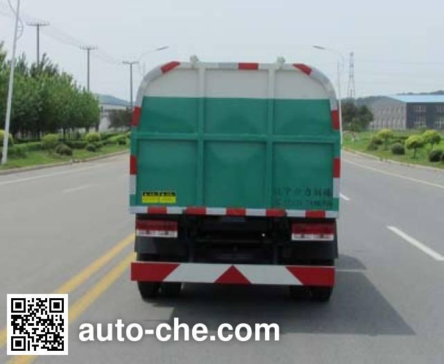Danling HLL5041ZLJE dump garbage truck