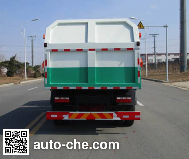 Danling HLL5160ZDJD4 docking garbage compactor truck