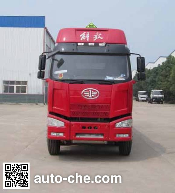 丹凌牌HLL5250GYYCA运油车