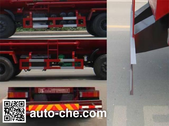 Danling HLL5311GFLD bulk powder tank truck