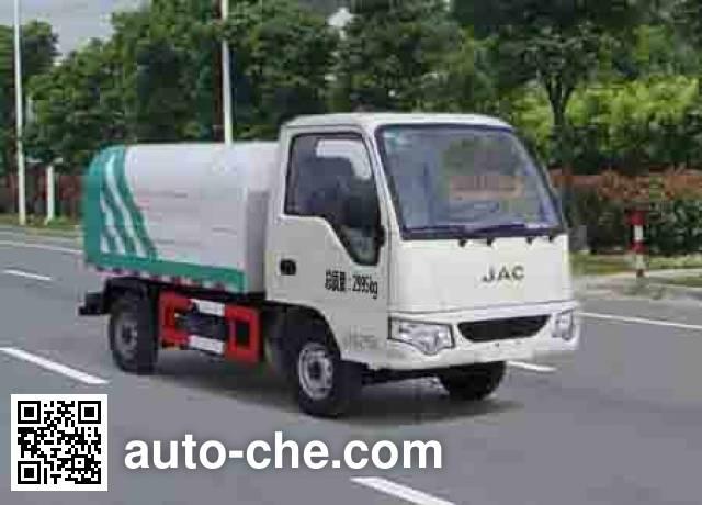 Ningqi HLN5031ZLJH5 garbage truck