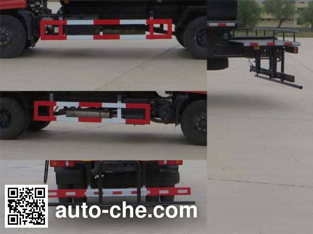 Ningqi HLN5161GLQD4 asphalt distributor truck