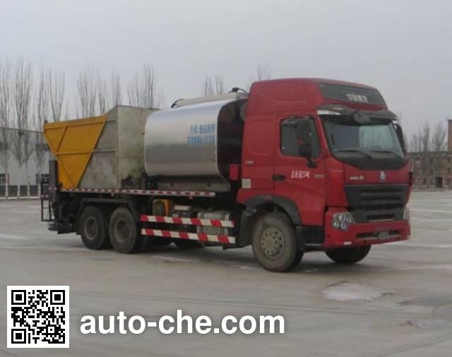 Ningqi HLN5250GLQZ4 asphalt distributor truck