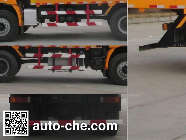 Heli Shenhu HLQ3256PZ flatbed dump truck