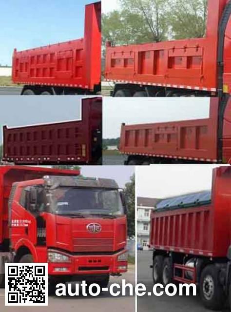 Heli Shenhu HLQ3316CAC430 dump truck