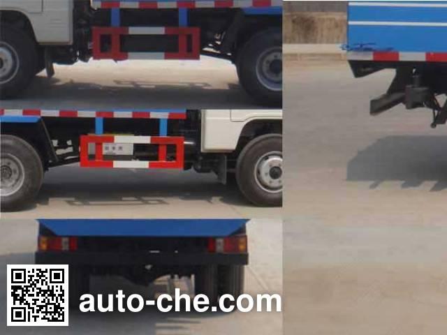 Heli Shenhu HLQ5042ZLJB dump garbage truck