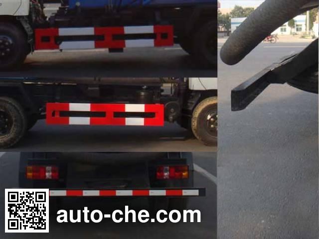 Heli Shenhu HLQ5043GXWB sewage suction truck