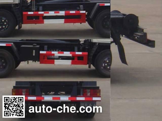 Heli Shenhu HLQ5044ZXXB detachable body garbage truck