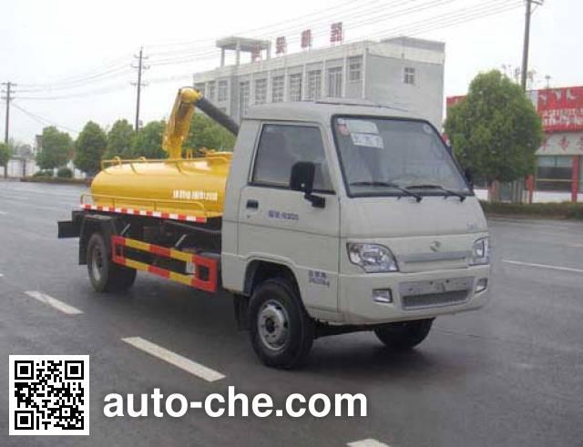 Heli Shenhu HLQ5045GXEB suction truck
