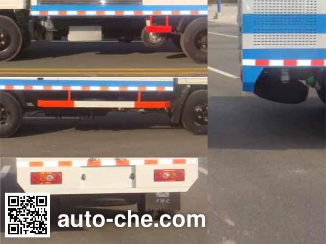 Heli Shenhu HLQ5061GQX highway guardrail cleaner truck