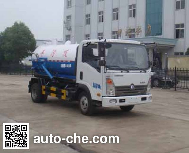 Heli Shenhu HLQ5070GXWW sewage suction truck