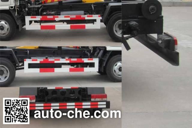 Heli Shenhu HLQ5070ZXXE5 detachable body garbage truck