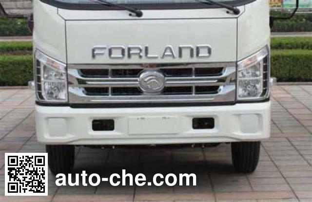 Heli Shenhu HLQ5071ZXXB detachable body garbage truck