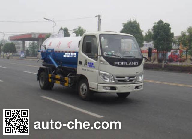 Heli Shenhu HLQ5073GXWB sewage suction truck