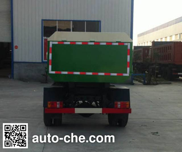 Heli Shenhu HLQ5073ZLJB dump garbage truck