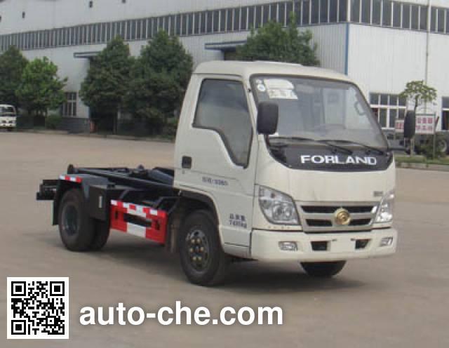 Heli Shenhu HLQ5073ZXXB detachable body garbage truck