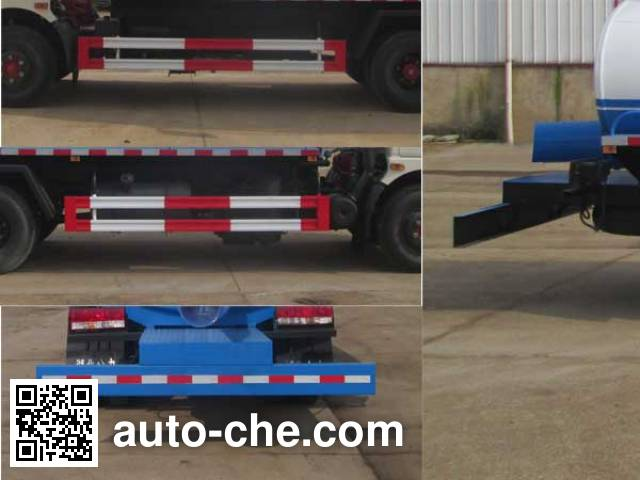 Heli Shenhu HLQ5080GXED4 suction truck