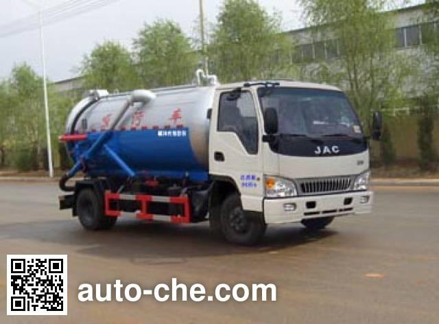 Heli Shenhu HLQ5080GXWH sewage suction truck