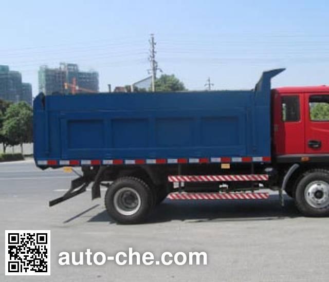 神狐牌HLQ5100ZLJN自卸式垃圾车