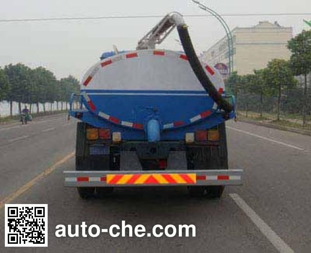 Heli Shenhu HLQ5120GXEE suction truck