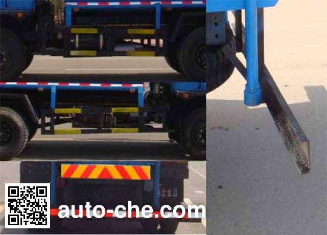 Heli Shenhu HLQ5121GPSE sprinkler / sprayer truck