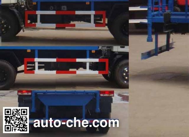 Heli Shenhu HLQ5123GSSB sprinkler machine (water tank truck)