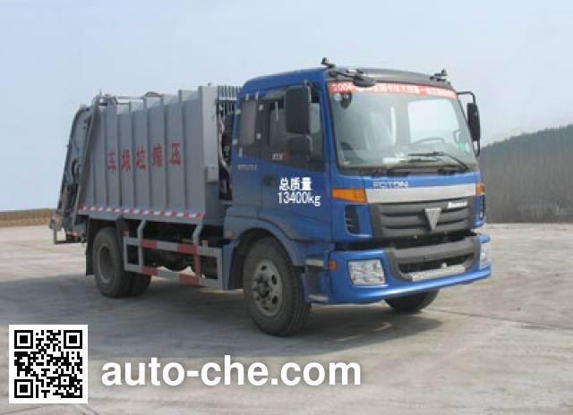 Heli Shenhu HLQ5130ZYSB garbage compactor truck