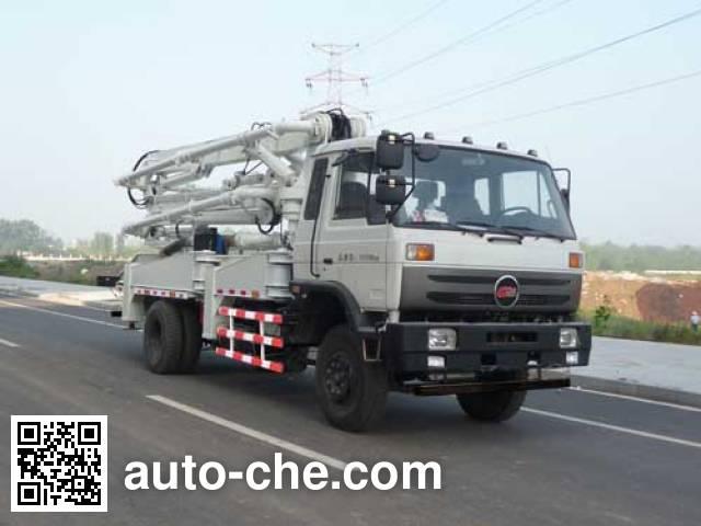 神狐牌HLQ5150THB混凝土泵车
