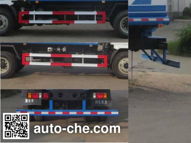 Heli Shenhu HLQ5160GGSZ4 water tank truck