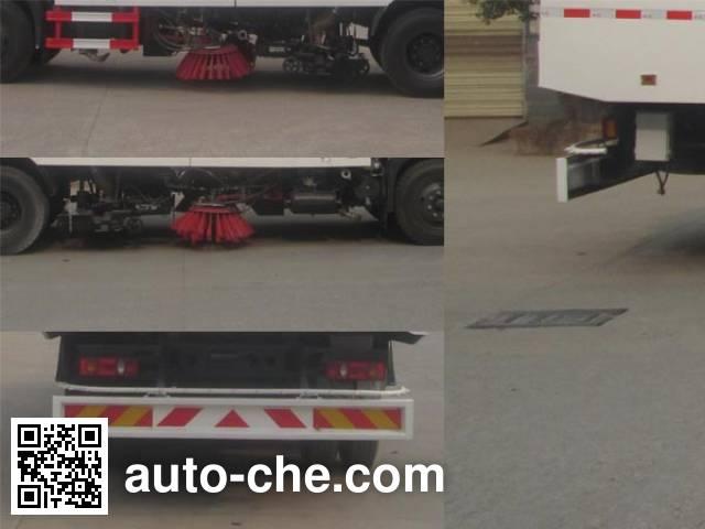 Heli Shenhu HLQ5160TXSD street sweeper truck
