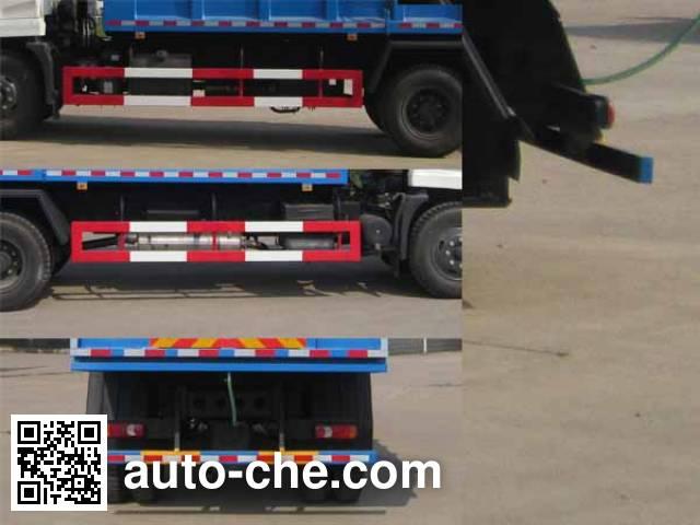 Heli Shenhu HLQ5162ZDJD5 docking garbage compactor truck