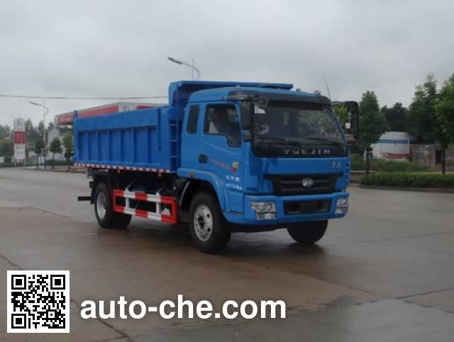 神狐牌HLQ5160ZLJ自卸式垃圾车