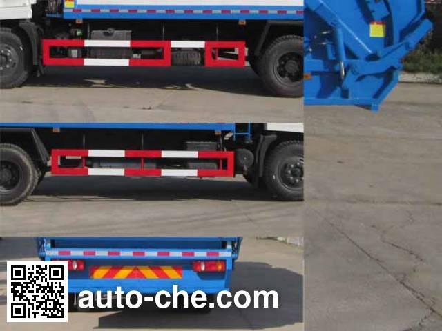 Heli Shenhu HLQ5160ZYSD4 garbage compactor truck