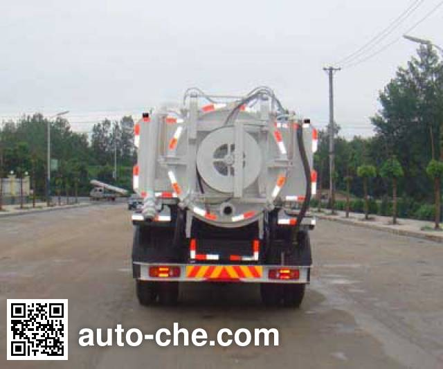 Heli Shenhu HLQ5161GQXD sewer flusher truck