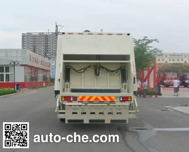 Heli Shenhu HLQ5163ZYSB garbage compactor truck