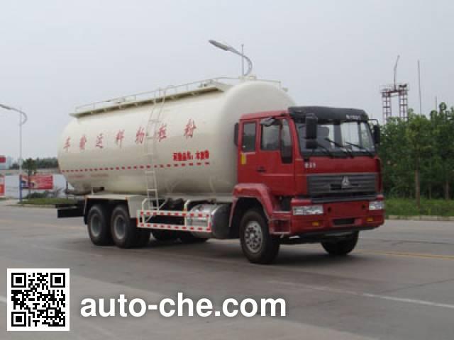 Heli Shenhu HLQ5250GFLZ автоцистерна для порошковых грузов