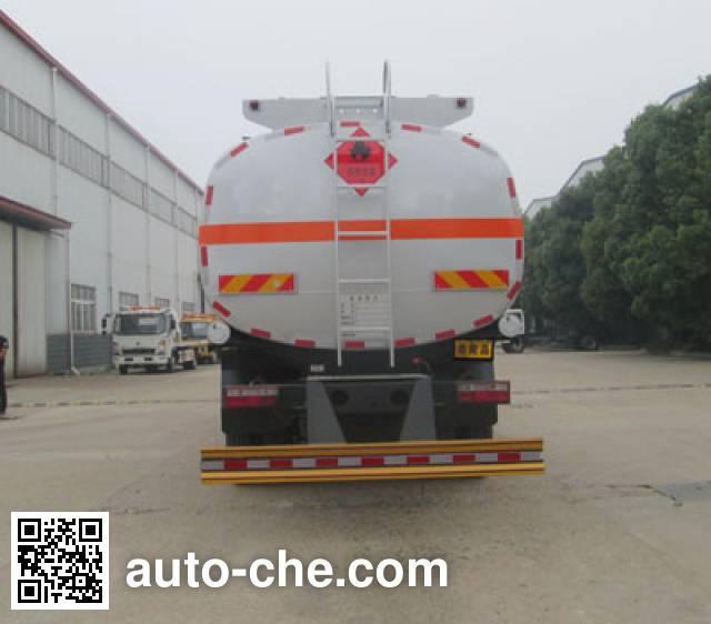 Heli Shenhu HLQ5252GYYE4 oil tank truck
