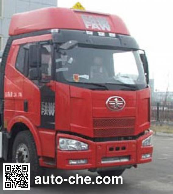 Heli Shenhu HLQ5255GYYCA oil tank truck